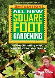Gardening is easy when you do it one foot at a time.
