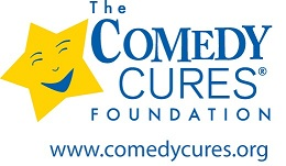 ComedyCures Logo EPS with website