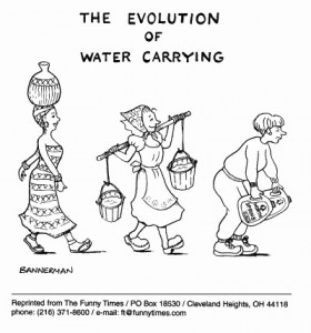 EvolutionOfWaterCarryingBannerman