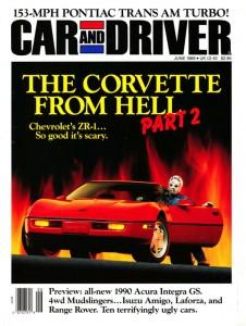 Corvette from Hell