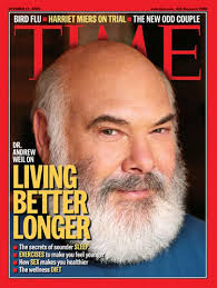 Dr Andrew Weil TIME magazine