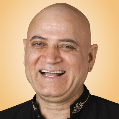 Dr Madan Kataria Laughter Yoga