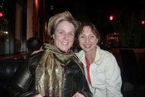 Julie Fast Lorraine Haataia