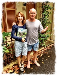 Michael Mobbs Sustainable House with Lorraine