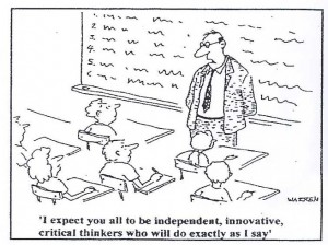education cartoon