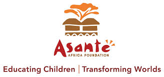 Asante Africa Foundation logo children