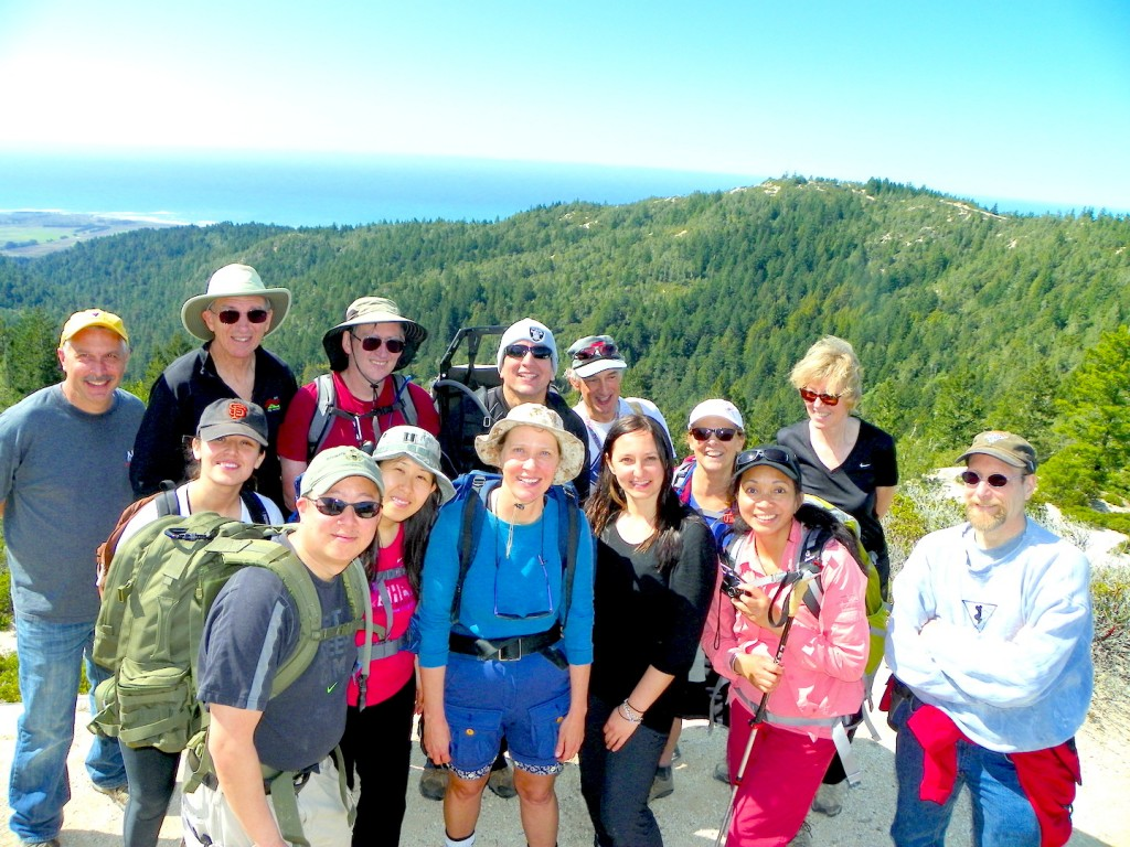 Hiking Group Picture--Miriam Nuney