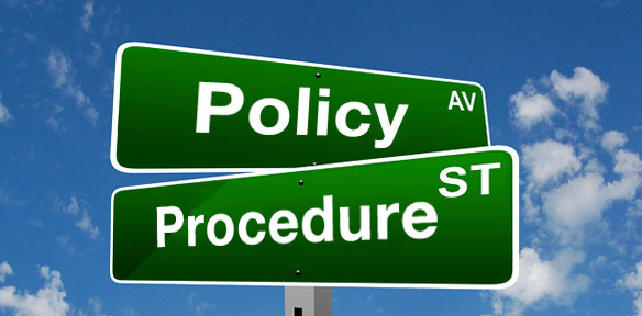 policies and procedures