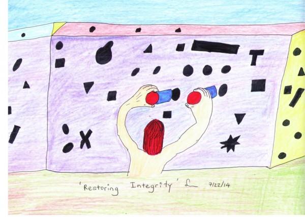 """Restoring Integrity"" by Sunilio Bhaskaran"
