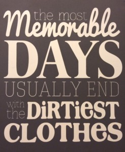 most-memorable-days-dirtiest-clothes