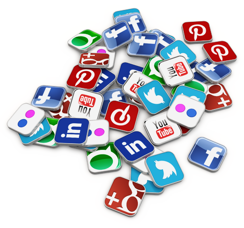 social media channels facebook linkedin YouTube Quora Twitter content marketing strategy